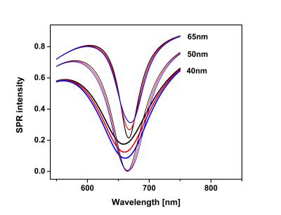 Surface Plasmon Switch biosensor