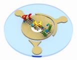 Nanoplasmonic-structure